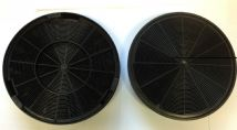 Genuine Faber EFF62 Cooker Hood Carbon Filter - Pack of 2